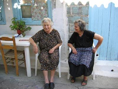 ΚΑΛΟΚΑΙΡΙ 2005: ΒΕΝΕΤΙΑ ΧΑΤΖΕΛΛΗ, ΠΕΡΣΕΦΟΝΗ ΚΟΦΤΕΡΟΥ